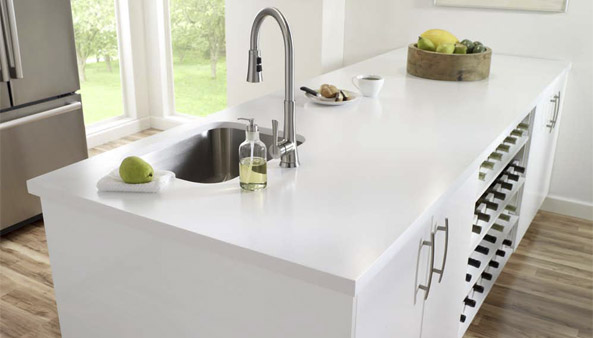 Solid Surface Benchtop