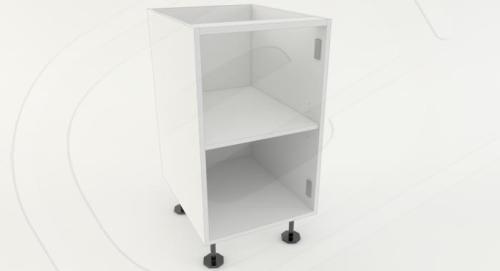 Base 1 Door Standard