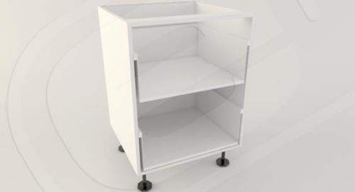 Base 2 Drawer Standard