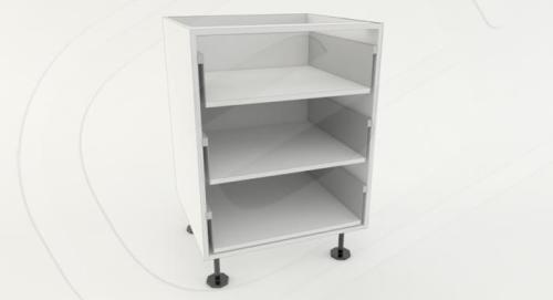 Base 3 Drawer Standard