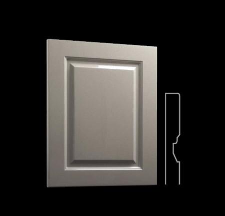 Corlette 3mm radius